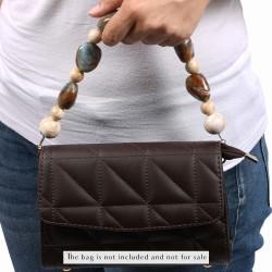 Acrylic Pebbles Replacement Handbag Handle