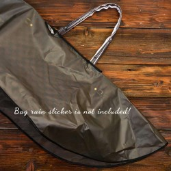 Waterproof Transparent Protective Bag Handle Cover Add-on for Designer Bags