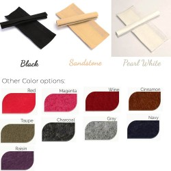 Chain Protection Wrap in Felt For Flap Handbags ( More colors available)