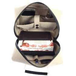Compact and Portable Organizer Bag With Handles