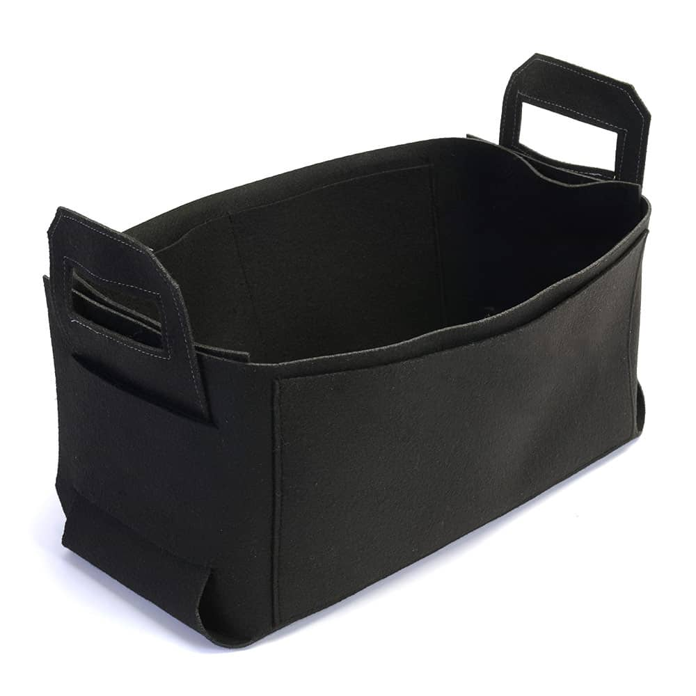 Foldable Organizer and Storage Basket with Handles (More colors)