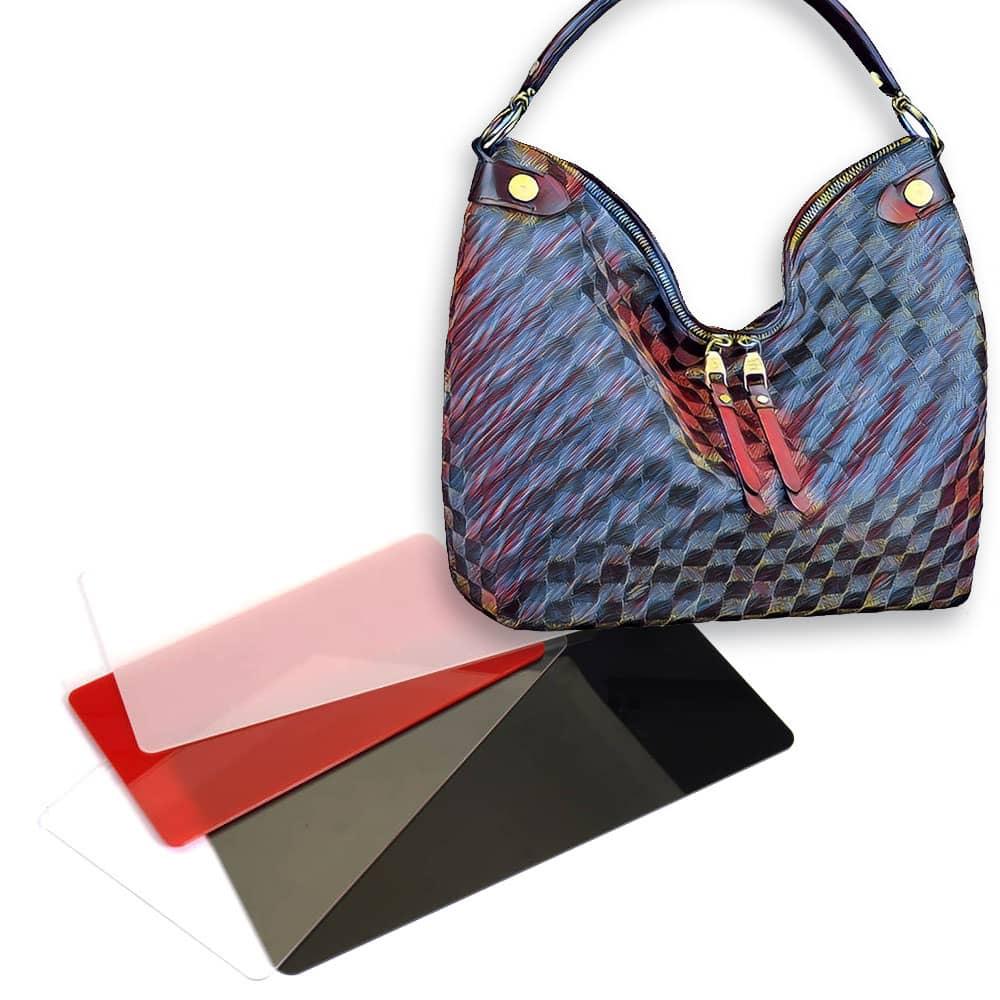 Louis Vuitton Duomo Hobo Acrylic Bag Base Shaper, Bag Bottom Shaper