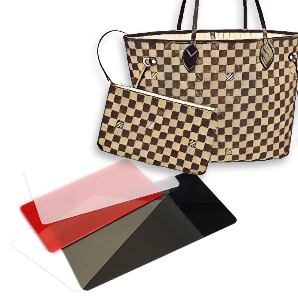 Louis Vuitton Neverfull Acrylic Bag Base Shaper, Bag Bottom Shaper