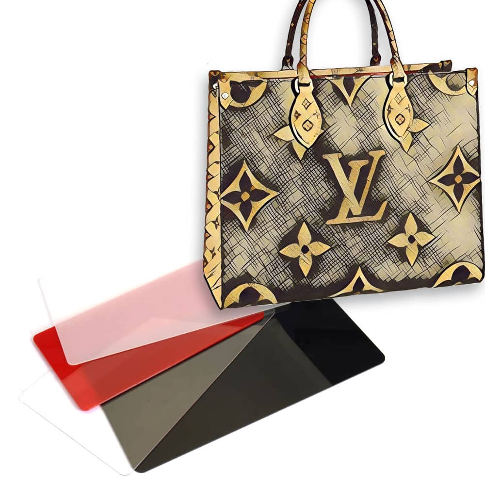 Louis Vuitton OntheGo Acrylic Bag Base Shaper, Bag Bottom Shaper