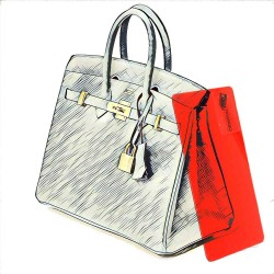 Birkin Acrylic Bag Base Shaper, Bag Bottom Shaper