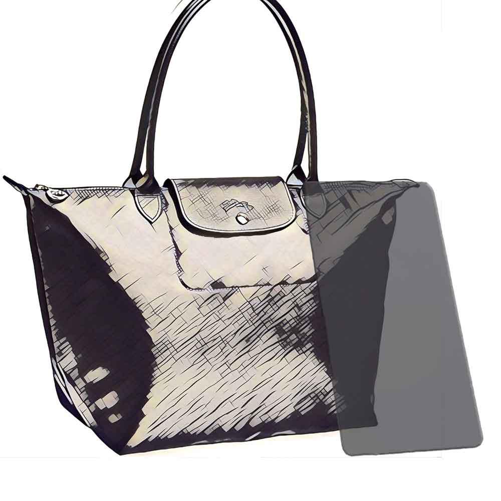 Longchamp Acrylic Bag Base Shaper, Bag Bottom Shaper