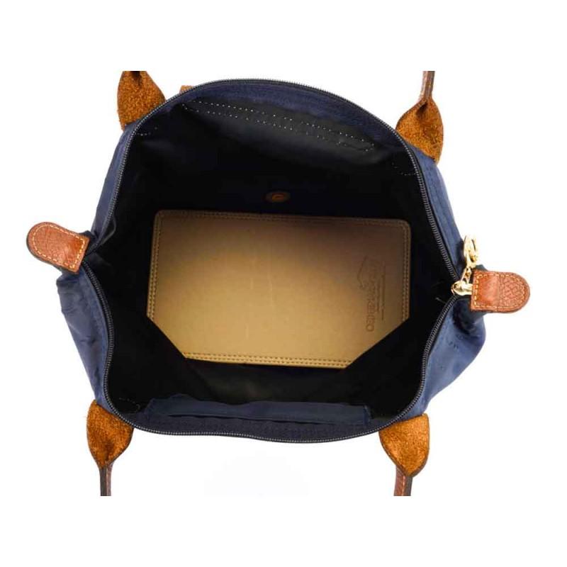 Longchamp Le Pliage Small Handbag Leather Bag Base Shaper Bag