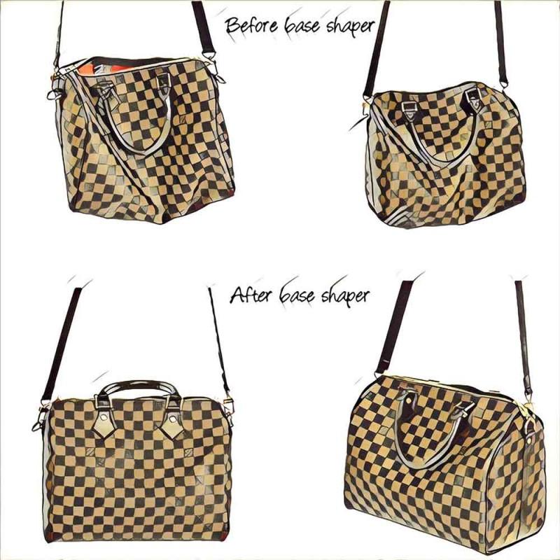 26761090ddb65 Speedy 35 Leather Bag Base Shaper