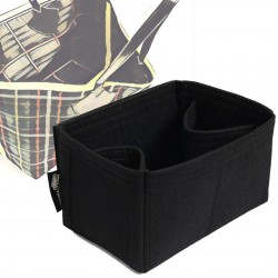 Handbag Organizer with Regular Style for Burb. Medium Reversible Tote