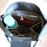 Regular felt bag organizer for longchamp