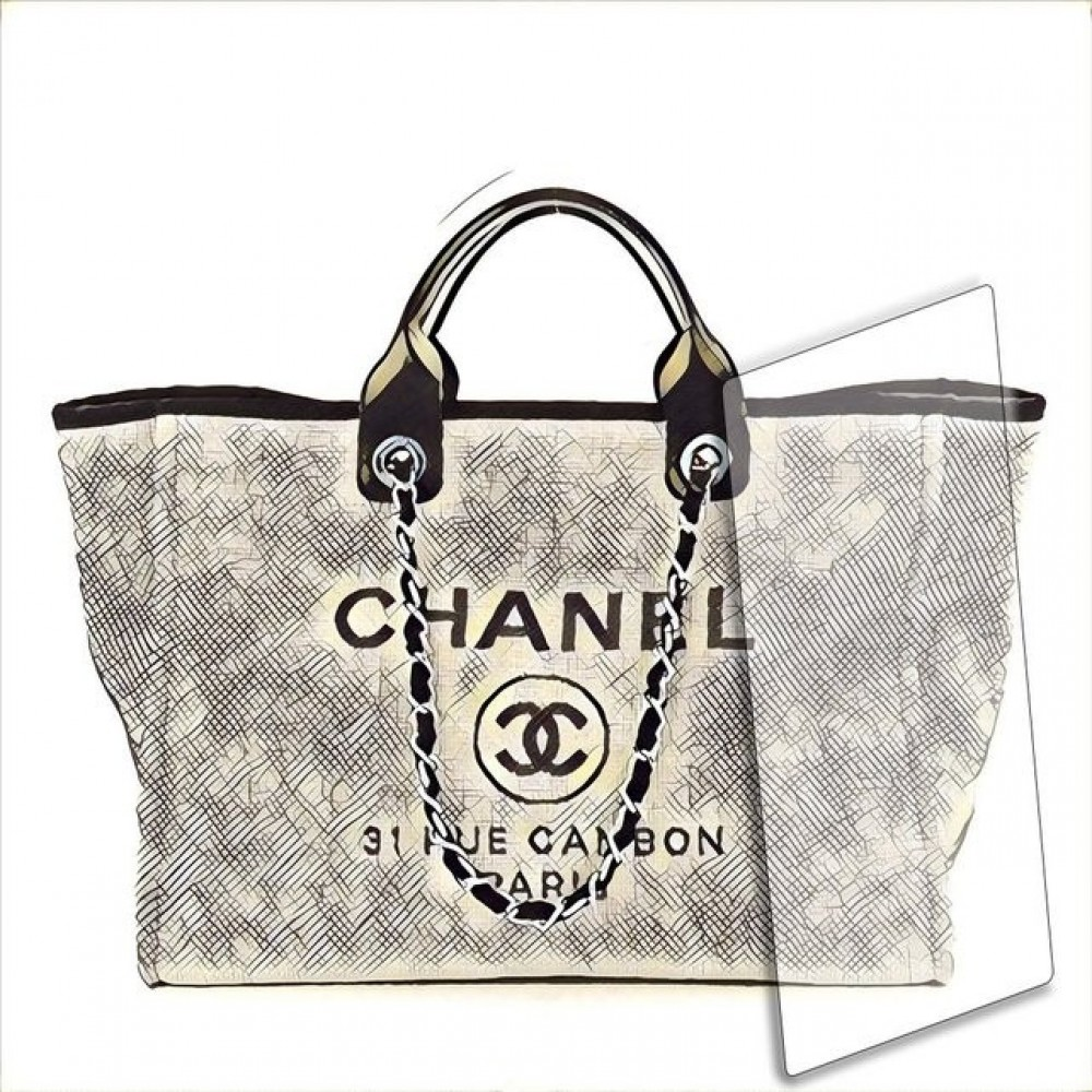 2fd239a9b88c Chanel Acrylic Bag Base Shaper