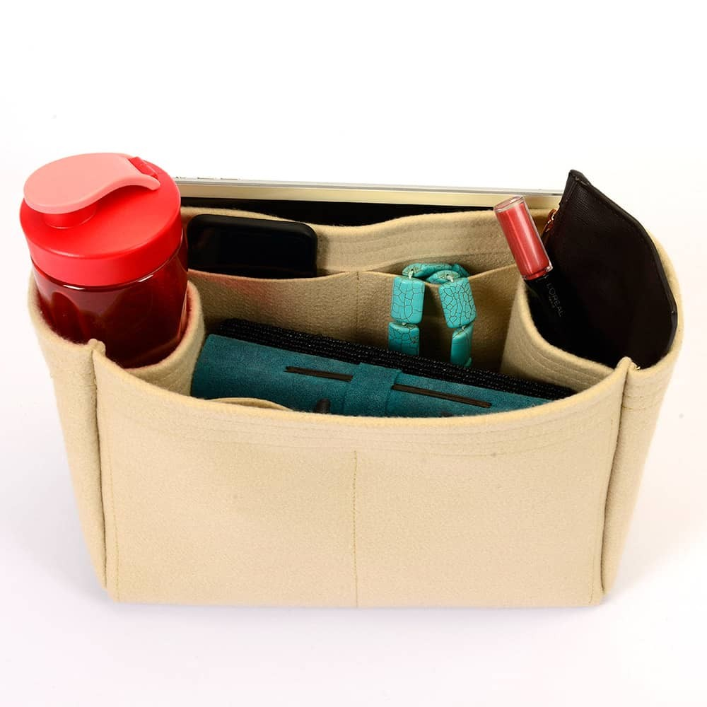 Bag and Purse Organizer with Regular Style for Easy Shopping Tote Bag