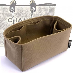 Bag and Purse Organizer with Regular Style for Deauville Canvas Large and Medium