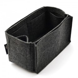 Custom Size Bag and Purse Organizer with Side Compartment Style for Designer Bags