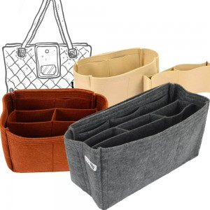 Custom Size Chambers Style Bag and Purse Organizer