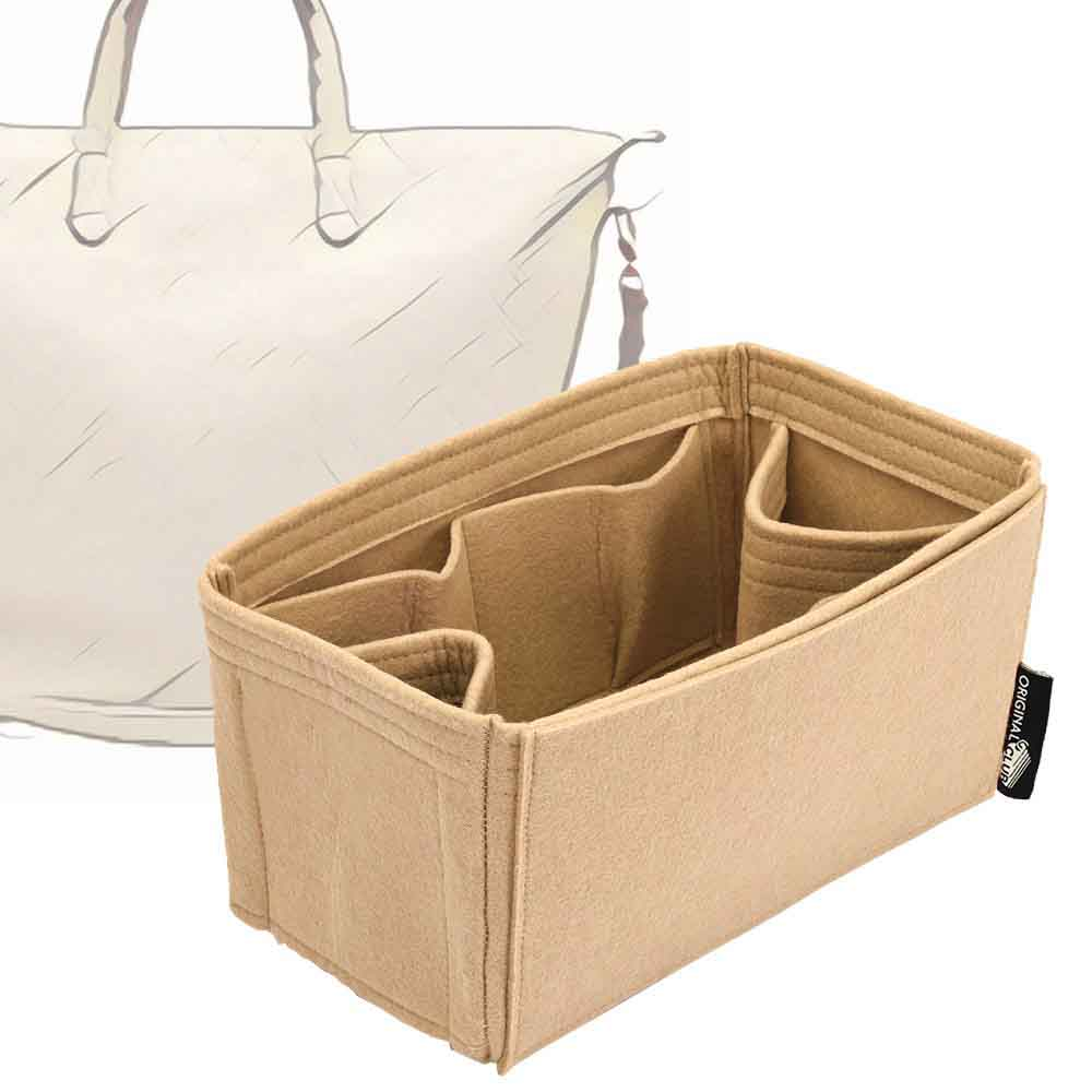 Bag and Purse Organizer with Regular Style for Cuyana Oversized Carryall Tote
