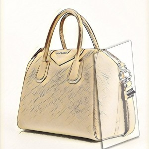 Givenchy Antigona Acrylic Bag Base Shaper, Bag Bottom Shaper