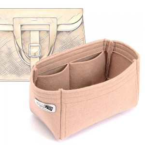Bag and Purse Organizer with Basic Style for Hermes Halzan 31
