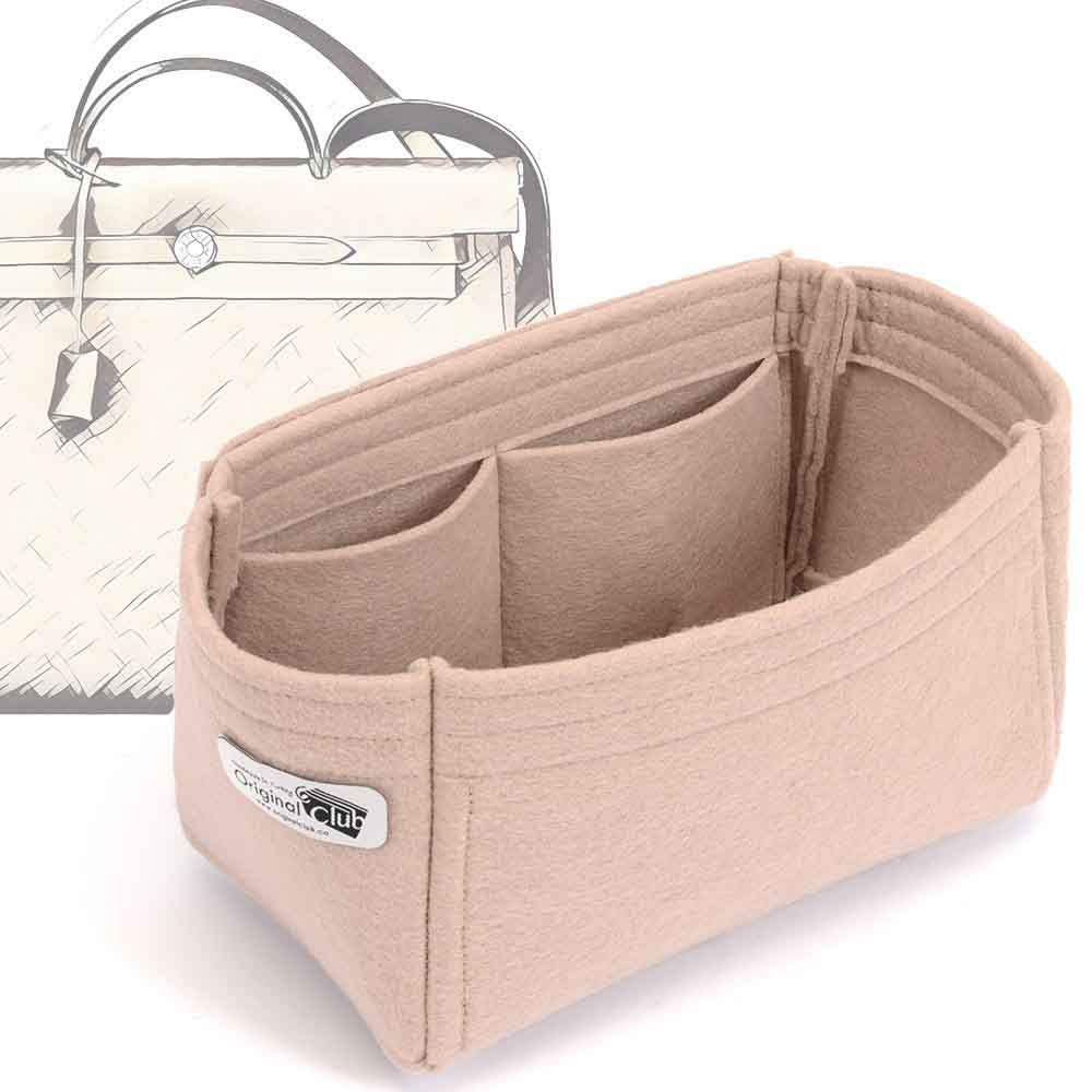 Bag and Purse Organizer with Basic Style for Hermes Herbag Models