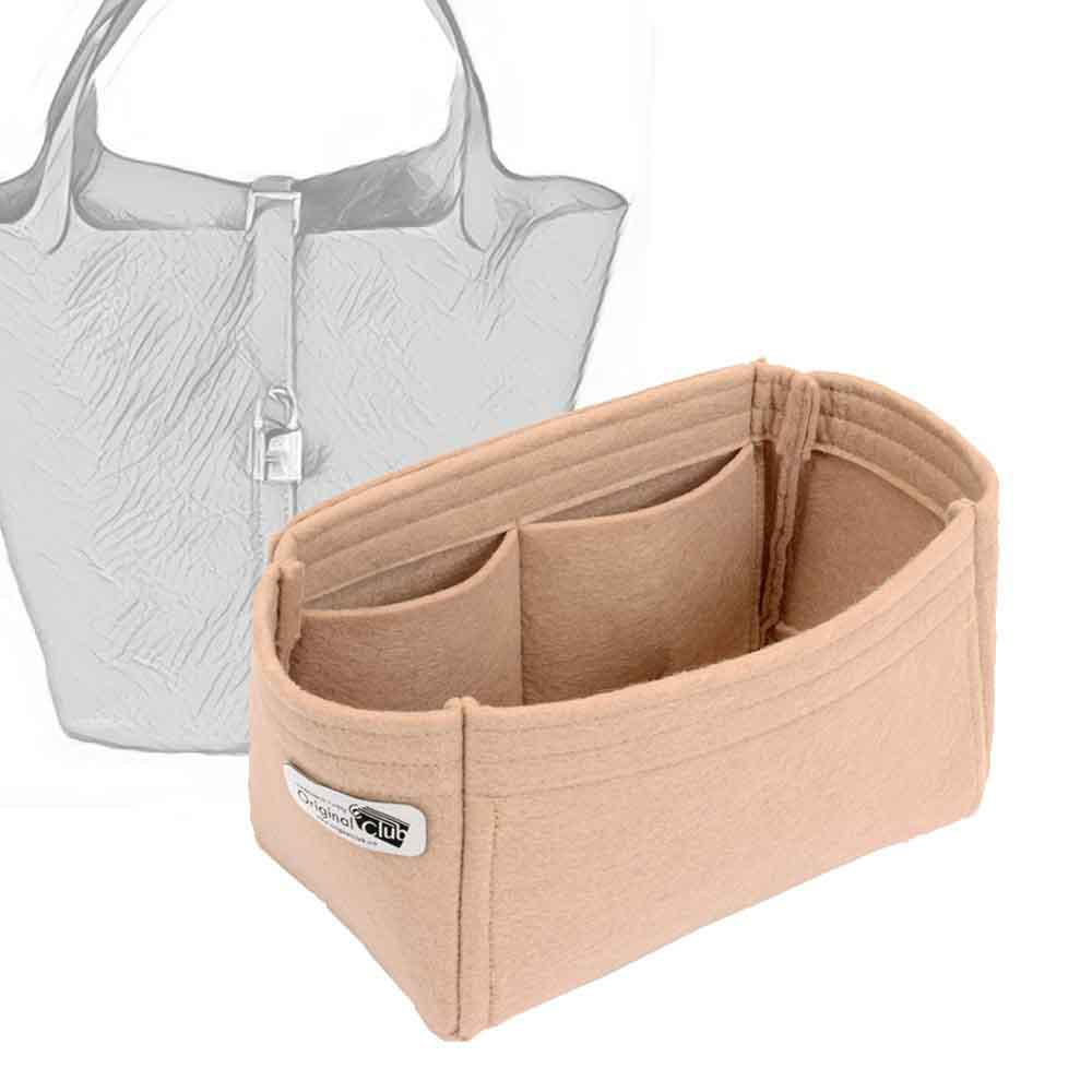 Bag and Purse Organizer with Basic Style for Hermes Picotin Models