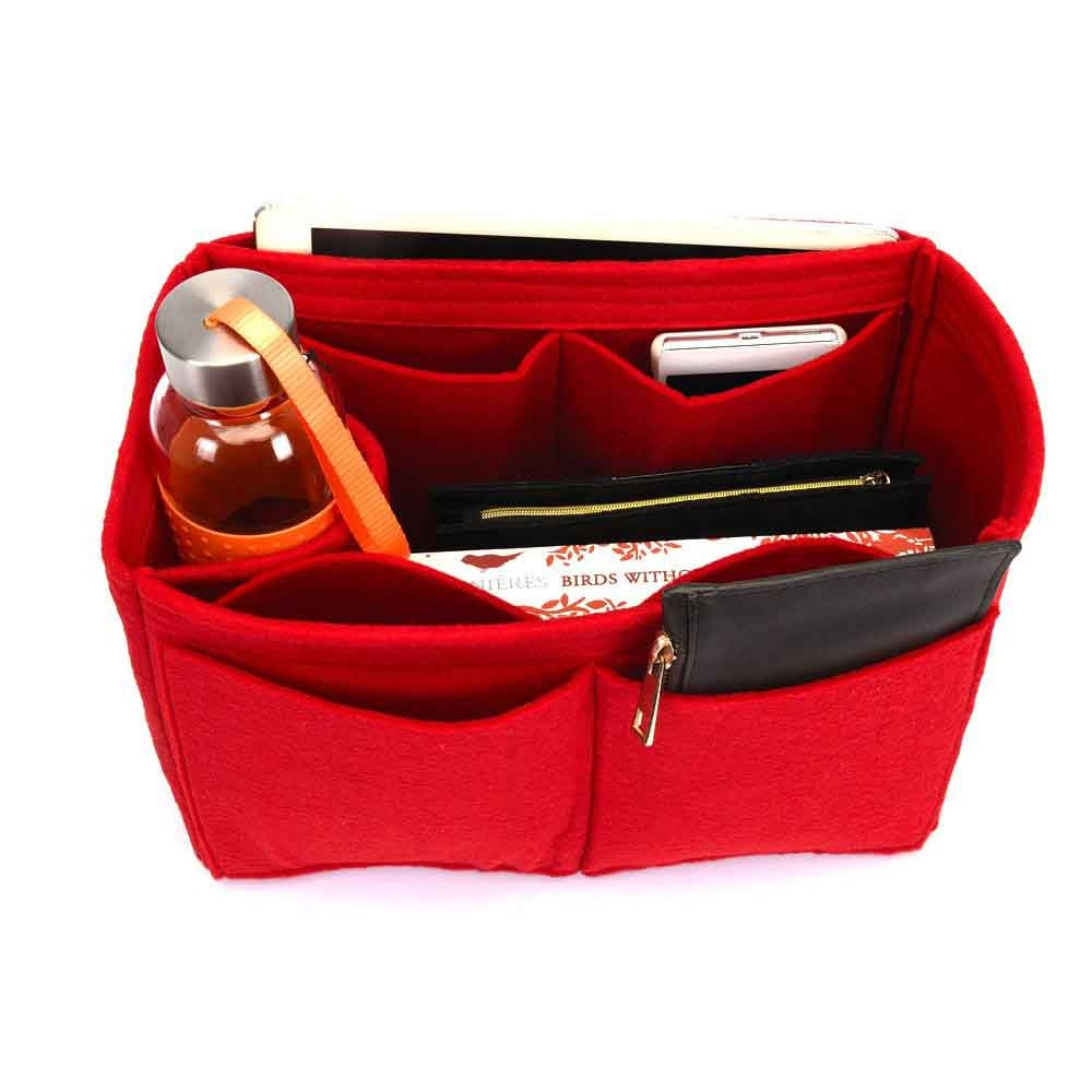 Bag and Purse Organizer with Singular Style for Hermes Toolbox 20 and 26