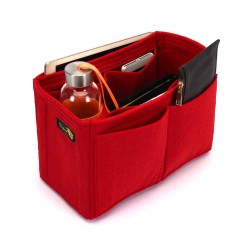 Bag and Purse Organizer with Singular Style for Hermes Toolbox Models