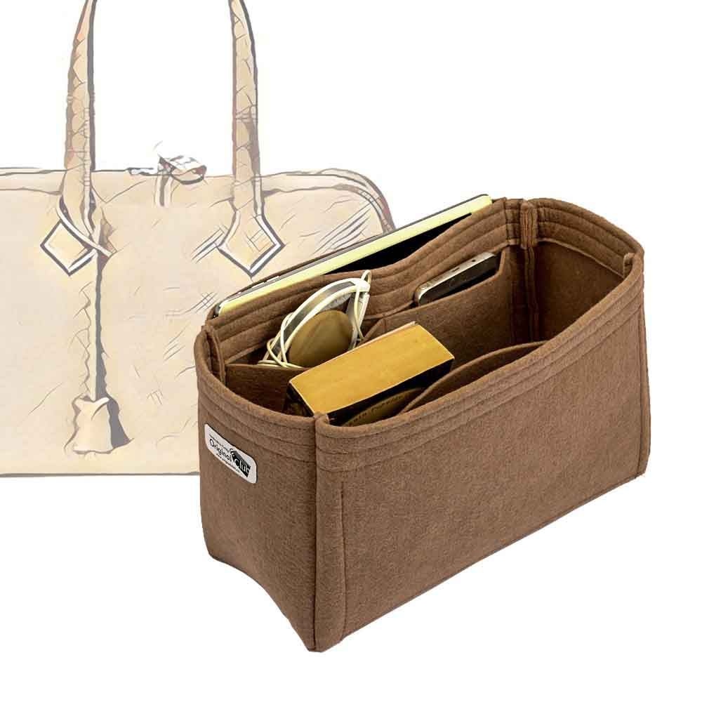 Bag and Purse Organizer with Basic Style for Hermes Victoria II Med
