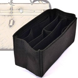 Bag and Purse Organizer with Chambers Style for Hermes Herbag 39