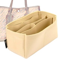 Bag and Purse Organizer with Chambers Style for Garden Party Models
