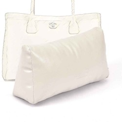 Leather Pillow Bag Shaper For Cerf (Executive) Classic Shopper Tote