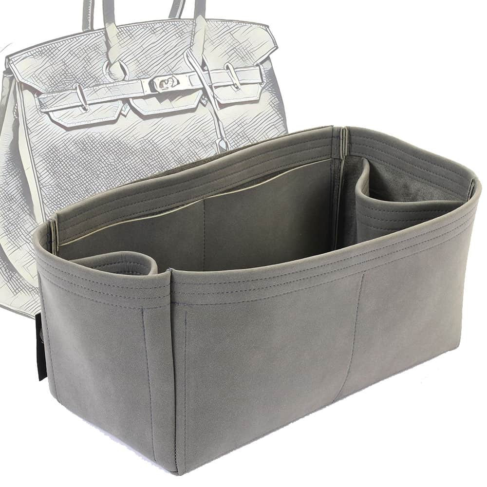 939bb0c3d6 Birkin 30 35 40 Regular Style Nubuck Leather Handbag Organizer (More colors  available