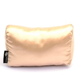 Satin Pillow Luxury Bag Shaper For Chain Around Maxi Flap (Champagne) - More colors available