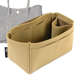 Garden Party 30/36 Singular Style Nubuck Leather Handbag Organizer (More colors available)