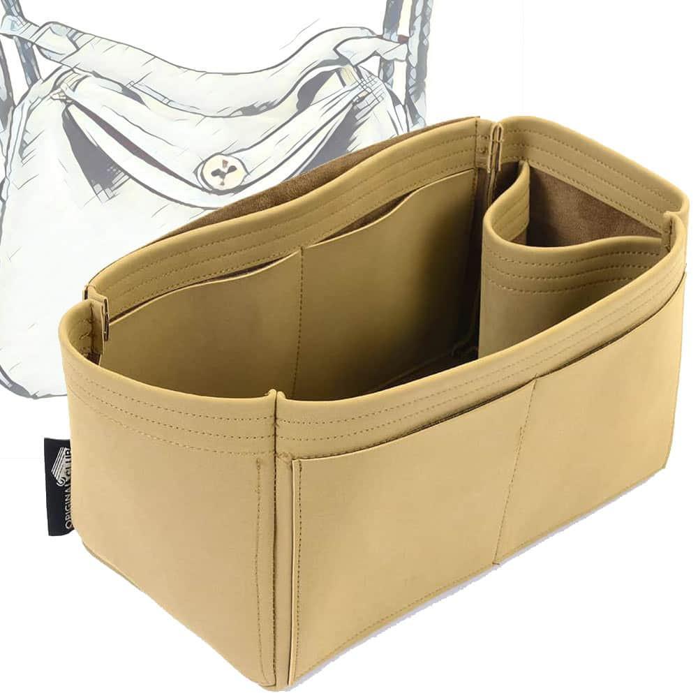 6bff2ed1ea7a Lindy 26 30 34 Singular Style Nubuck Leather Handbag Organizer (More colors  available