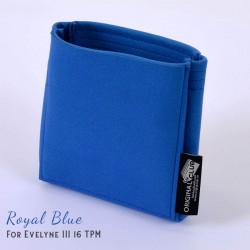 Suedette Hand Bag Organizers for Basic Style Size: 15 / 15 / 3 cm