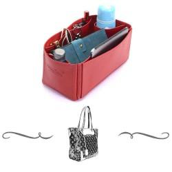 Estrela Deluxe Leather Handbag Organizer
