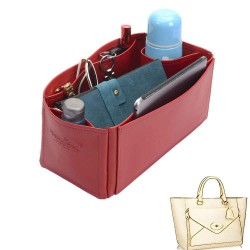 Large Willow Deluxe Leather Handbag Organizer