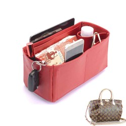 Turenne MM Deluxe Leather Handbag Organizer