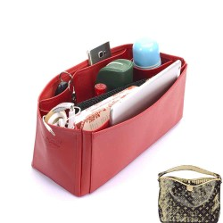 Delightful MM (2010-14 model) Deluxe Leather Handbag Organizer