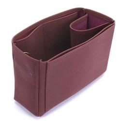 Melie Deluxe Leather Handbag Organizer