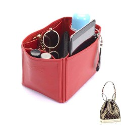 Noe Deluxe Leather Handbag Organizer