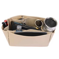 Totally GM Deluxe Leather Handbag Organizer
