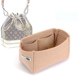 Bag and Purse Organizer with Basic Style for Petit NOE, NOE and NOE BB