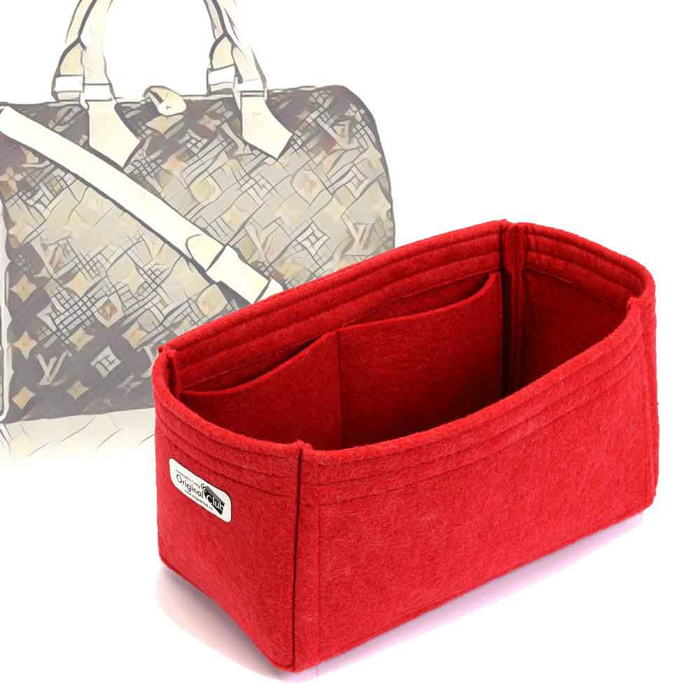 Bag and Purse Organizer with Basic Style for Speedy Models