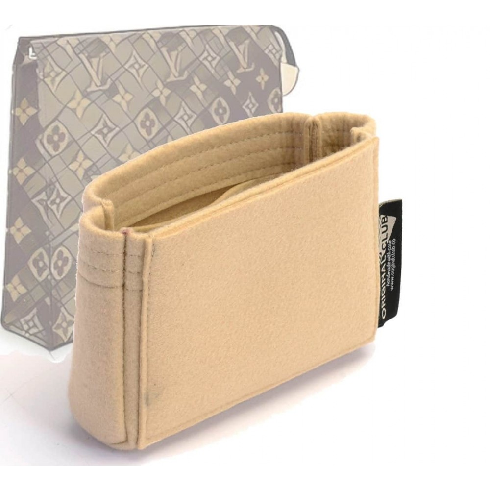Bag and Purse Organizer with Basic Style for LV Toiletry Pouch 19 / 26
