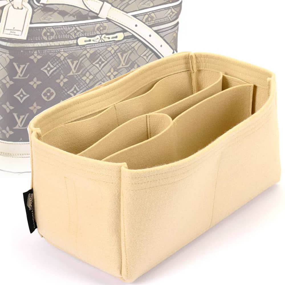 Bag and Purse Organizer with Chambers Style for Louis Vuitton Nice