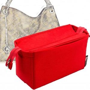 Handbag Organizer with Detachable Zipper Top Style for Artsy MM and GM (More colors available)