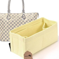 Bag and Purse Organizer with Regular Style for Louis Vuitton Saleya MM and Saleya GM