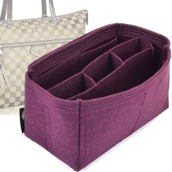 Bag and Purse Organizer with Chambers Style for Louis Vuitton Iena MM