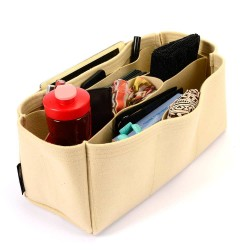 Bag and Purse Organizer with Chambers Style for Louis Vuitton Keepall 45, 50, 55 and 60
